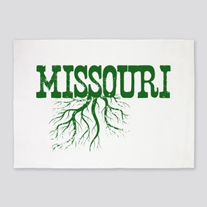 Missouri Roots 5'x7'Area Rug